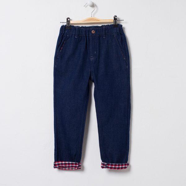 Pantaloni grosi relax skinny