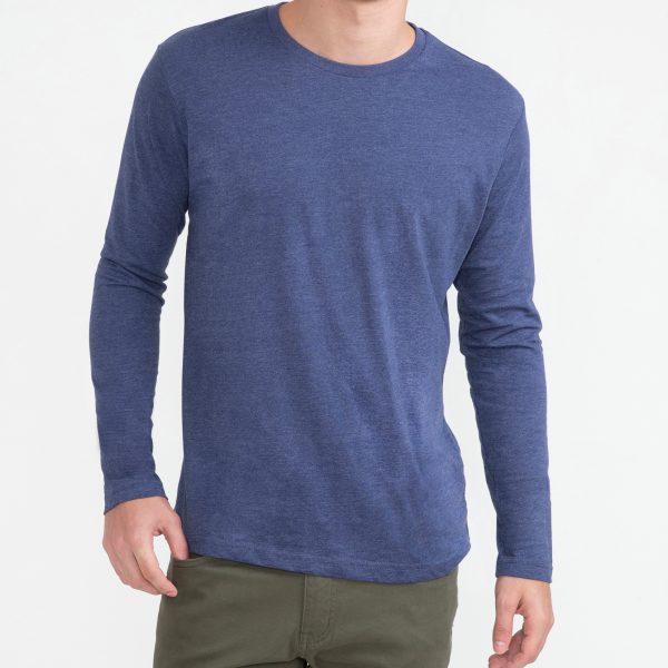 Bluza c/n basic elastan