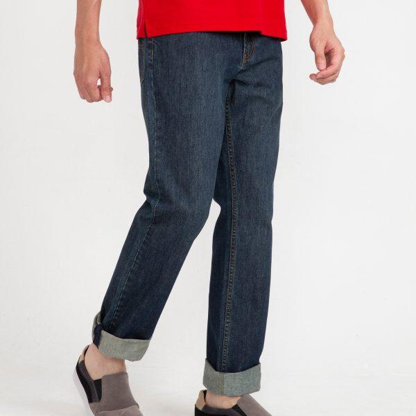 Pantaloni blugi drepti