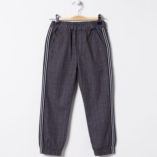 Pantaloni cu carouri