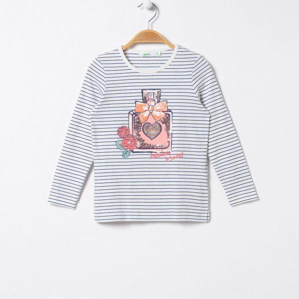 Bluza cu imprimeu