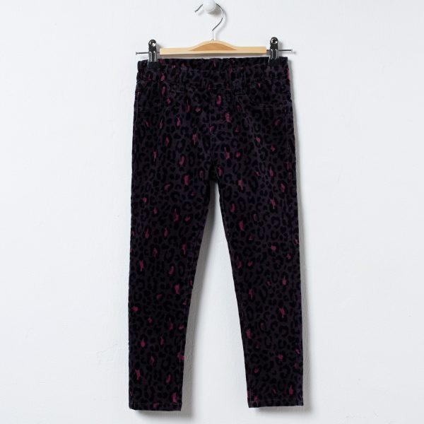 Pantaloni catifea fetite