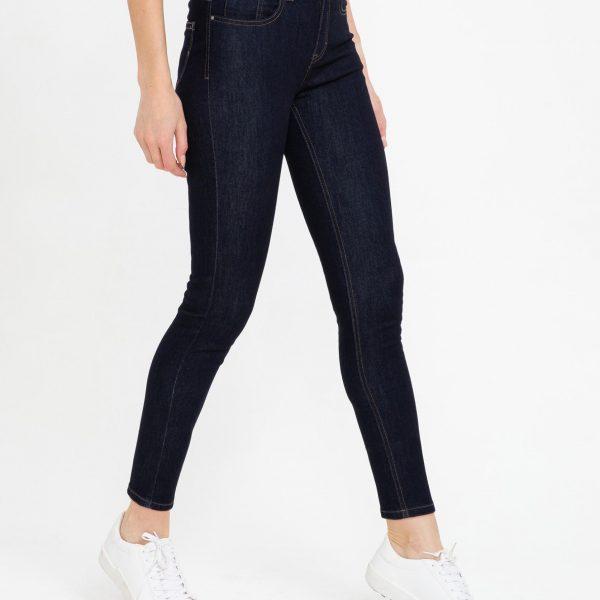 Pantaloni blugi pana la glezne