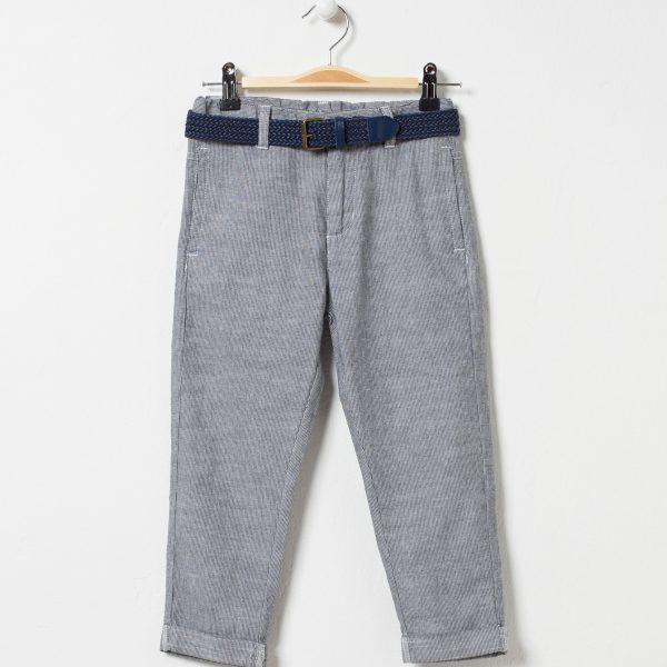 Pantaloni cu curea
