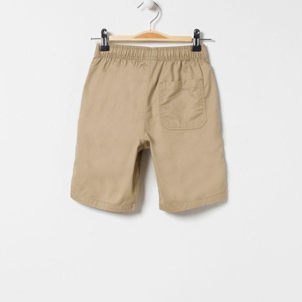 Pantaloni scurti cu dungi laterale